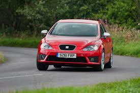 seat leon fr first drives auto express