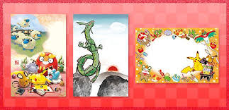 New Year Decoration In Japan by Celebrate New Year With A Pokemon Twist Sgcafe