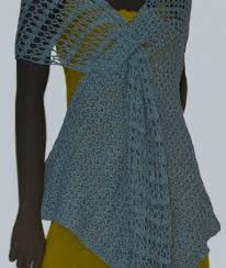 crochet wrap crochet wrap pattern boho crochet tunic with asymmetric hem