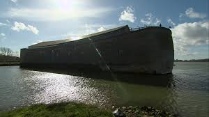 life size noah u0027s ark replica draws tourists in netherlands today com