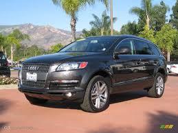 Audi Q7 2007 - 2007 lava gray pearl effect audi q7 3 6 premium quattro 21764610