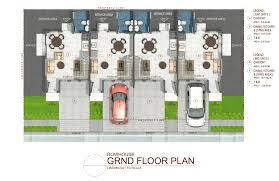 Carport Plan Citrineland Corporation Cebu Real Estate Developer