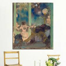artisan home decor dp artisan mademoiselle becat at the cafe wall painting print on