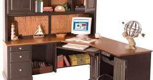 notable art rustic executive office desk easy office furniture