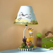 cute elephant childrens night lights flexible angles desk lamp
