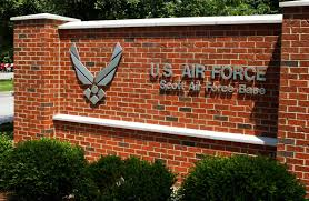 scott air force base sign jpg