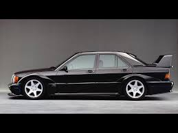 1982 1993 mercedes benz w 201 series 190 e 2 5 16 evolution ii