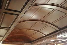 Wood Slat Ceiling System by Wood Ceiling Products Gallery Architectural Components Group