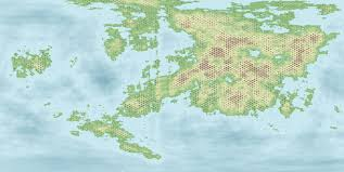 Map Pattern Environment What Weather Patterns Would Occur On This Map