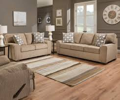 simmons morgan antique memory foam sofa living room furniture couches to coffee tables big lots