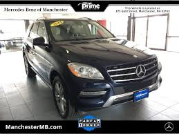 mercedes of manchester nh used 2014 mercedes m class for sale manchester nh