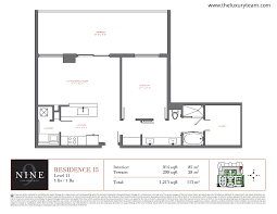 Brickell On The River Floor Plans New Condos At Nine At Mary Brickell Village U2014the Luxury Team