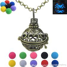 essential oils for fragrance ls f121 ls bronze glow in the dark beads ball floating heart locket