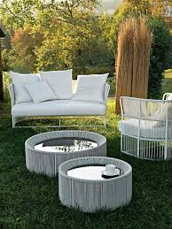 Outdoor Lounge Furniture With Italian Design Interior Design - Italian backyard design