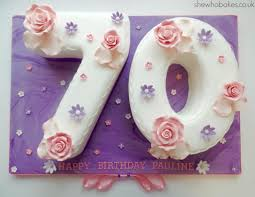 how to bake and ice a number cake she who bakes