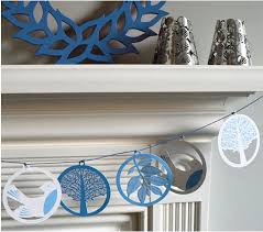 decorations for hanukkah hanukkah decorations diy kit garland or as gift tags winter