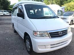 new mazda van 1999 mazda bongo full new side conversion 4 berth 2 litre aft