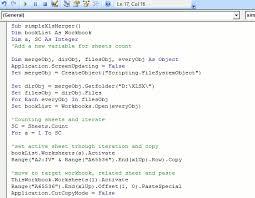 customize excel merger macros script copying worksheets