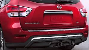 2016 nissan pathfinder 2016 nissan pathfinder rear sonar if so equipped youtube