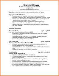 sales associate resume resume name