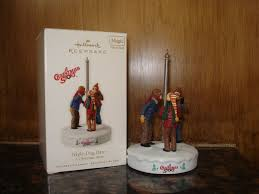 hallmark ornament a christmas story triple dog dare 2010 nib