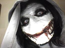 Jeff Killer Halloween Costume Jeff Killer Cospley Monster Dark Deviantart