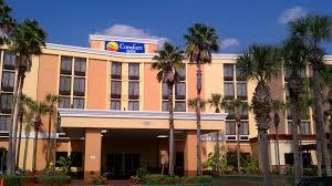 Comfort Suites Maingate East Comfort Inn Maingate