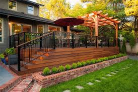 Timber Patios Perth 20 Timber Decking Designs That Can Append Beauty Of Your Homes