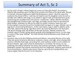themes in othello act 1 scene 3 othello as a tragic hero