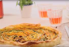 cuisiner vegetarien cuisiner végétarien pour les nuls tarte spirale aux légumes