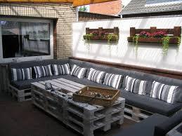 wohnideen europaletten sitzecke aus paletten selber bauen nowaday garden