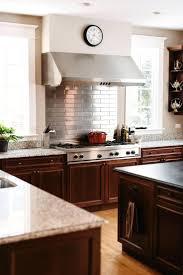 Tile Backsplash Ideas Kitchen Bathroom Stainless Steel Tile Backsplash Ideas Kitchen Cool