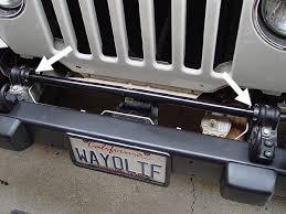 jeep sway bar jeep swaybar shifting fix
