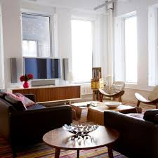 New York Style Home Decor Apartment Decor Nyc New York Loft Apartment Design Ideas House