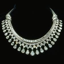 diamond necklace images photos images Diamond necklace set at rs 35000 piece diamond necklace set jpg