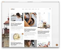 I Want To Learn Fashion Designing Online Free 30 Clean And Simple Wordpress Themes 2017 Colorlib