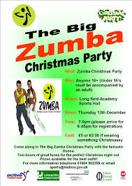 melton sport and health alliance zumba christmas party