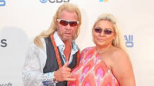 what happened to the dog the bounty hunter show duane and beth dish