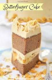 butterfinger cake recipe living sweet moments