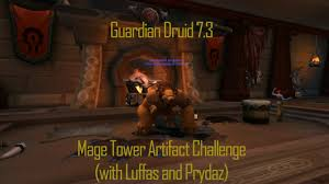 Challenge Guardian Guardian Druid Artifact Challenge 7 3 With Luffas