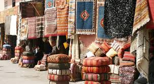 buying rugs buying a carpet in marrakech herb lester