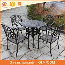 Wholesale Patio Dining Sets Cast Aluminum Outdoor Furniture Wholesale Patio Table Rectangular