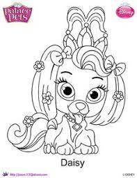 seashell coloring page disney u0027s princess palace pets free