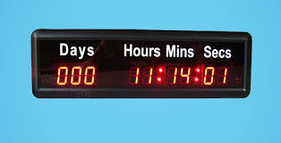 aliexpress buy 999 day23hours59minutes 59seconds led timer