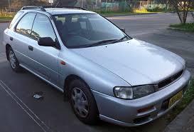 white subaru impreza hatchback 1997 subaru impreza specs and photos strongauto