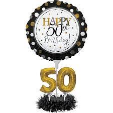 50th birthday balloons 50th birthday balloon centerpiece walmart