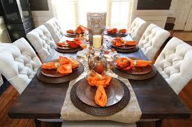 table centerpiece ideas gorgeous dining table fall decor ideas for every special day in