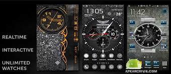 apk live apk mania watchmaker live wallpaper v1 3 3 apk