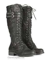 womens combat style boots size 12 best 25 steunk boots ideas on steunk fashion