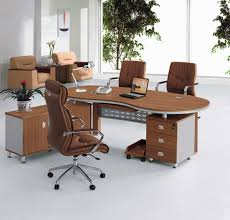modern glass desk with drawers furniture office unusual design executive glass desk office